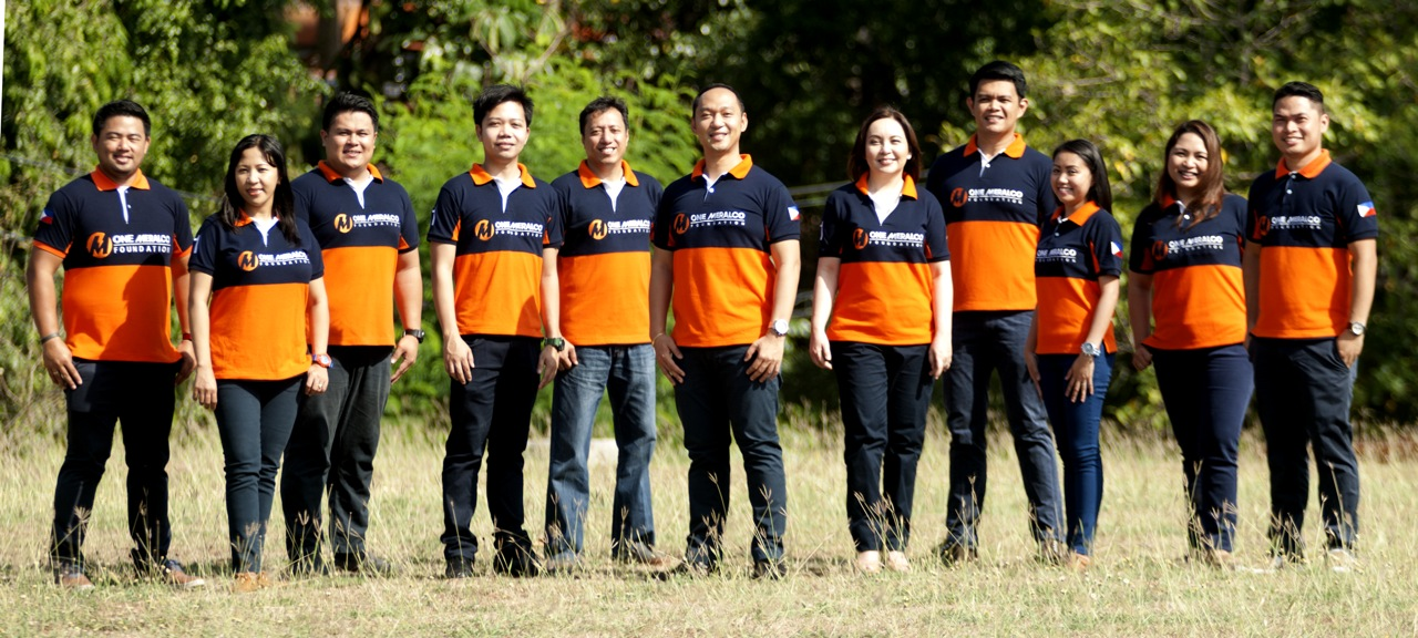 The One Meralco Team