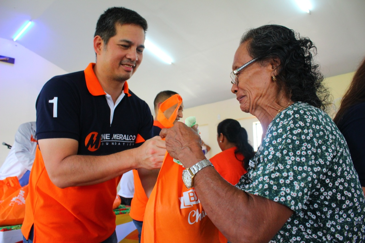 One Meralco Foundation's Mission