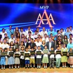 Winners of the 2015 MVP Academic Achievement Awards