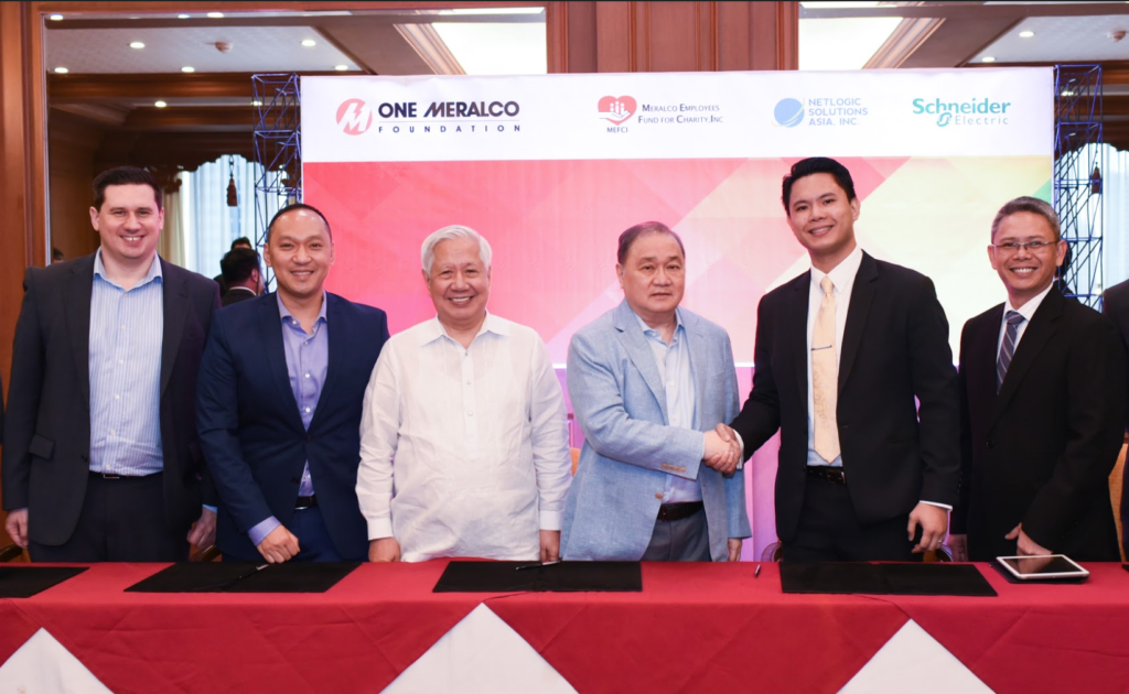 One Meralco Foundation, partners join hands to energize communities, schools